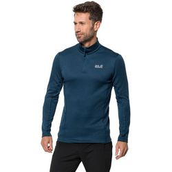Męska koszulka termoaktywna ARCTIC XT HALF ZIP MEN poseidon blue - XXL