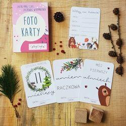 Pstryk Smyk - Karty Pierwszego Roku - Leśni Przyjaciele