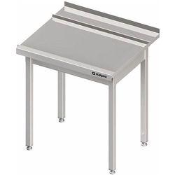 Stół wyładowczy prawy bez półki do zmywarki kapturowej Silanos 900x740x880 mm | STALGAST, 982427090