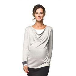 Sweter ciążowy Claro
