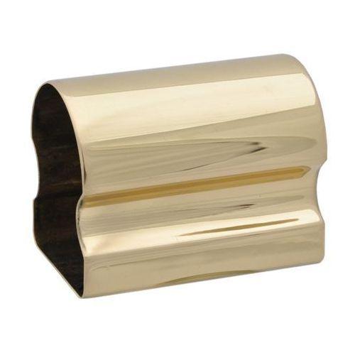 Pozostałe podłogi i schody, Łącznik poręczy Kornik 60 x 50 x 80 mm złoty