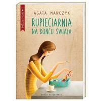 Literatura młodzieżowa, Seria z kropką. Rupieciarnia na końcu świata (opr. broszurowa)