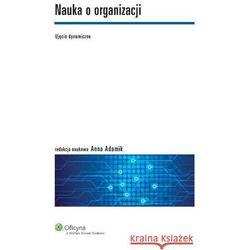 Nauka o organizacji (opr. miękka)