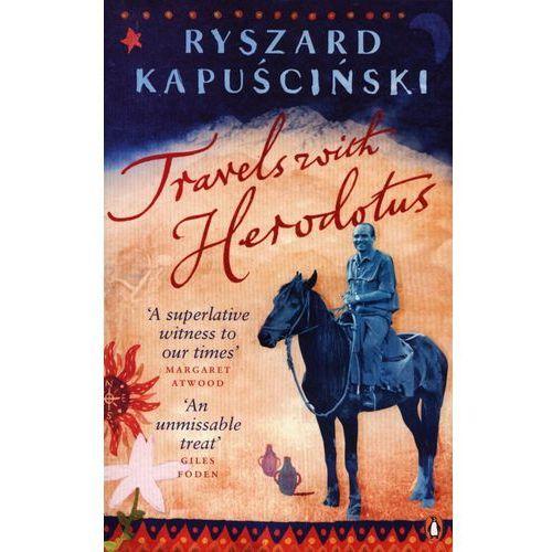 Książki do nauki języka, Travels With Herodotus (opr. miękka)