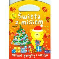 Naklejki, Święta z misiem Misiowe pomysły i naklejki - Jedność