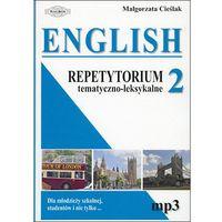 Książki do nauki języka, English Repetytorium tematyczno-leksykalne cz.2 (opr. miękka)