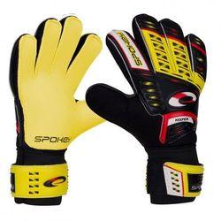 Rękawice bramkarskie SPOKEY Keeper Adult (rozmiar 10) Czarno-żółty