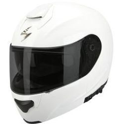 SCORPION Kask szczękowy EXO-3000 AIR SOLID PEARL WHITE