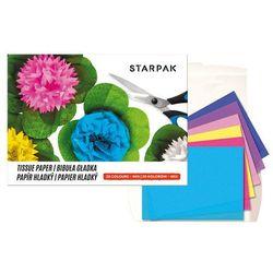 Bibuła gładka C4/20 kolorów teczka - Starpak DARMOWA DOSTAWA KIOSK RUCHU