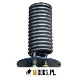 GALMET WĘŻOWNICA MIEDZIANA CYNOWANA 1,8 m2 Z EMALIOWANĄ POKRYWĄ FI = 280 mm ORAZ USZCZELKĄ DO TOWER SLIM / TOWER BIWAL SLIM