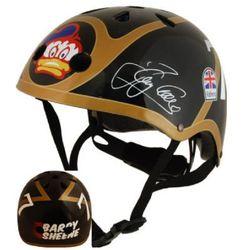 kiddimoto® Kask ochronny Limited Edition Hero, Barry Sheene - rozm. M, 53-58cm