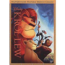 Król Lew (DVD) Najpiękniejsze Historie Wszech Czasów