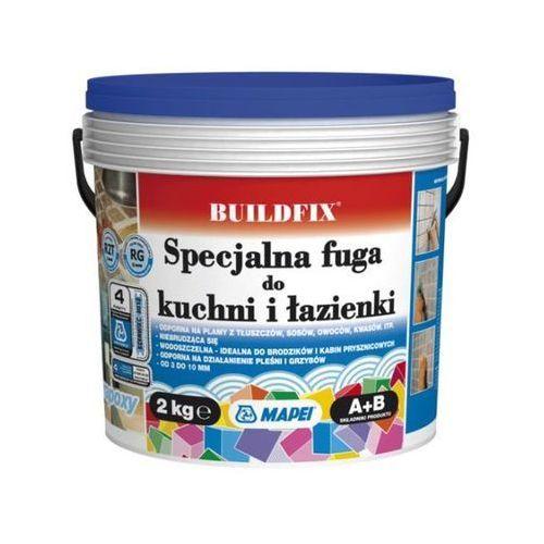Fugi, Zaprawa Mapei Buildfix do kuchni i łazienki 110 manhattan 2 kg