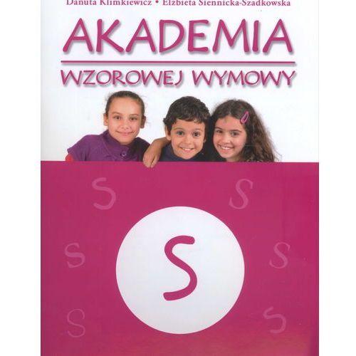 Pedagogika, Akademia wzorowej wymowy S (opr. miękka)