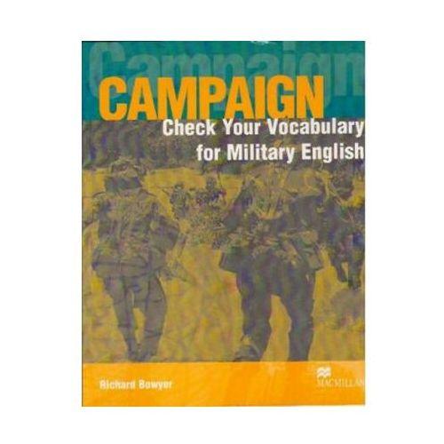 Książki do nauki języka, Campaign Dictionary Vocabulary Workbook (opr. miękka)