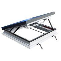 Okna dachowe, Okno wyłazowe do płaskiego dachu OKPOL PGM A1 90x90