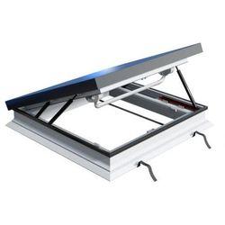 Okno wyłazowe do płaskiego dachu OKPOL PGM A1 90x90