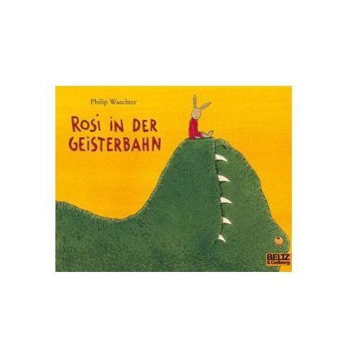 Pozostałe książki, Rosi in der Geisterbahn, Mini-Ausgabe Waechter, Philip