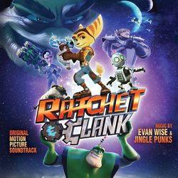 Ratchet and Clank Original Soundtrack (CD) - Various