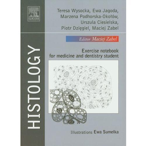 Książki medyczne, Histology (opr. miękka)