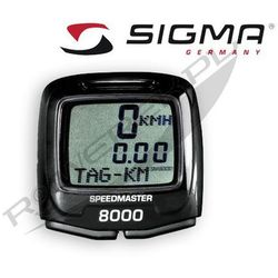 8360 Licznik SIGMA BC 8000 SPEEDMASTER przewodowy