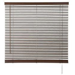 Żaluzja drewniana Colours Cana 45 x 180 cm ciemna