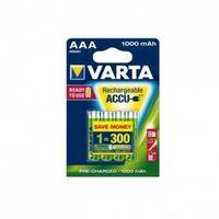 Akumulatorki, Varta Ready To Use R3 AAA 1000 mAh 4szt.