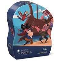 Puzzle, Mini Puzzle: Pirates/Piráti (12 dílků) neuveden
