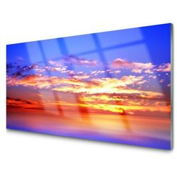 Panel Kuchenny Niebo Chmury Morze Krajobraz