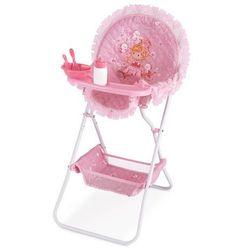 DeCuevas Maria 2018 Krzesło do jadalni dla lalek z akcesoriami - BEZPŁATNY ODBIÓR: WROCŁAW!