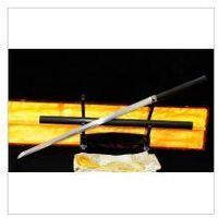 Broń treningowa, MIECZ SAMURAJSKI SHIRASAYA HONSANMAI STAL WYSOKOWĘGLOWA 1095 I WARSTWOWANA, R710