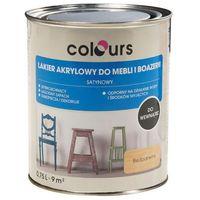 Lakiery, Lakier Colours satynowy mat 0,75 l