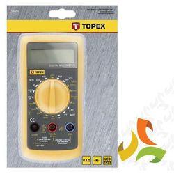 Miernik elektroniczny uniwersalny, TOPEX