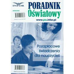 Pozapłacowe świadczenia dla nauczycieli (opr. miękka)