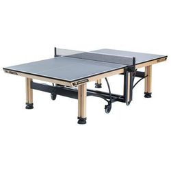 Stół do tenisa COMPETITION 850 WOOD ITTF Cornilleau szary - szary