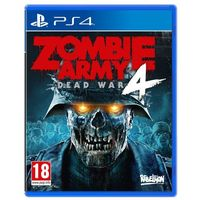 Gry na PlayStation 4, Zombie Army 4 Dead War (PS4)