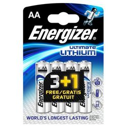 Baterie AA Energizer Ultimate Lithium