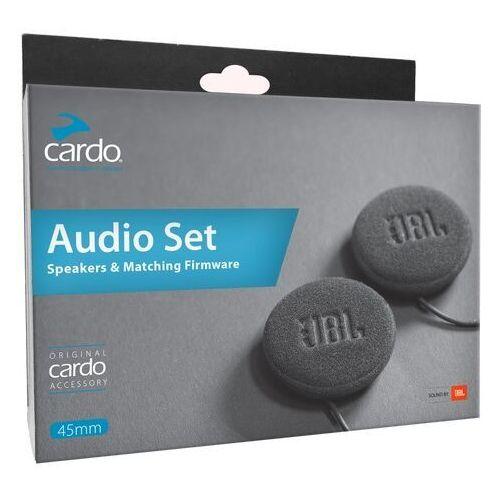 Pozostałe akcesoria do motocykli, Cardo audio set głośniki jbl 45mm