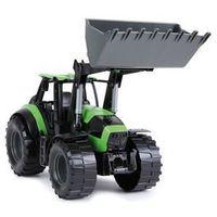 Traktory dla dzieci, Worxx Traktor z łyżką Deutz-Fahr 45 cm