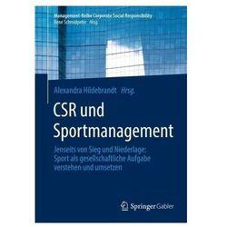 CSR und Sportmanagement Hildebrandt, Alexandra