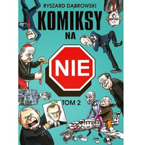 Komiksy, Komiksy na NIE Tom 2 (opr. miękka)