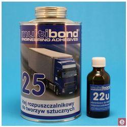 MULTIBOND 25+22u - dwuskładnikowy klej do plandek