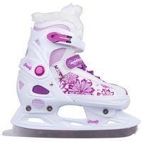 Pozostałe sporty zimowe, Dziecięce łyżwy regulowane WORKER Maripo