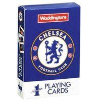 Pozostałe artykuły szkolne, Karty Waddingtons No.1 Chelsea FC