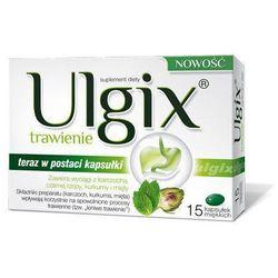 ULGIX TRAWIENIE x 15 kapsułek