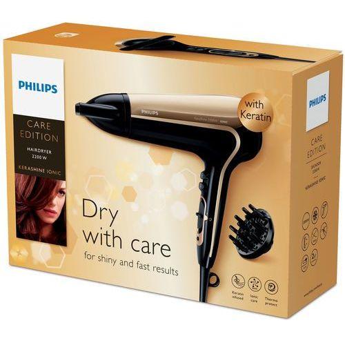 Suszarki do włosów, Philips HP 8243