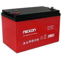 Akumulator żelowy NEXON 110-12 (12V 110Ah)
