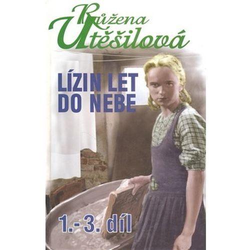 Pozostałe książki, Lízin let do nebe Růžena Utěšilová