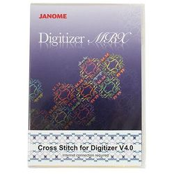 Program Janome Cross Stich dla Digitizer MBX v4.0