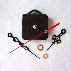 Mechanizm do zegara z długim gwintem + wskazówki - DGW
